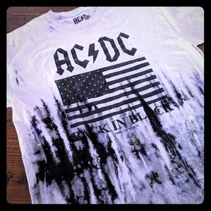 Other - ACDC tee